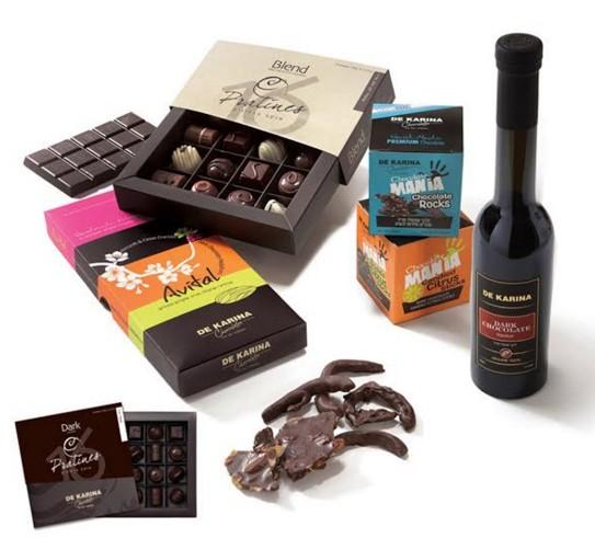 """פסח מתוק עם מארזי השוקולד המפנקים של """"דה קרינה"""""""