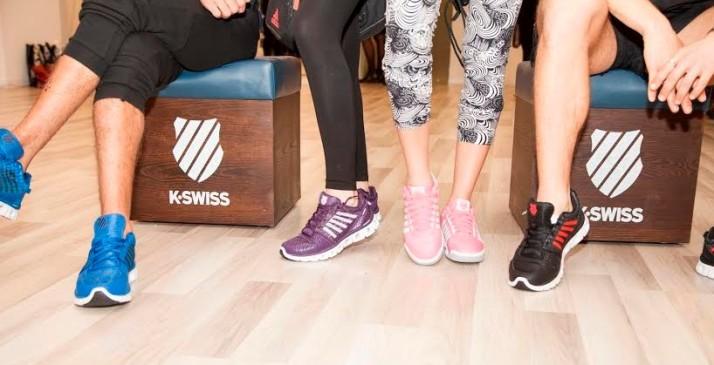 קולקציית אביב קיץ 2015 של נעלי K Swiss