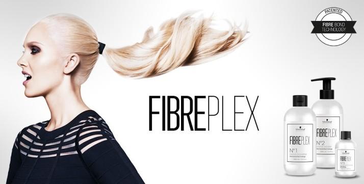 שוורצקופף פרופשיונל משיקה מהפכה בתחום צביעת השיער - פייברפלקס Schwarzkopf Professional FIBREPLEX