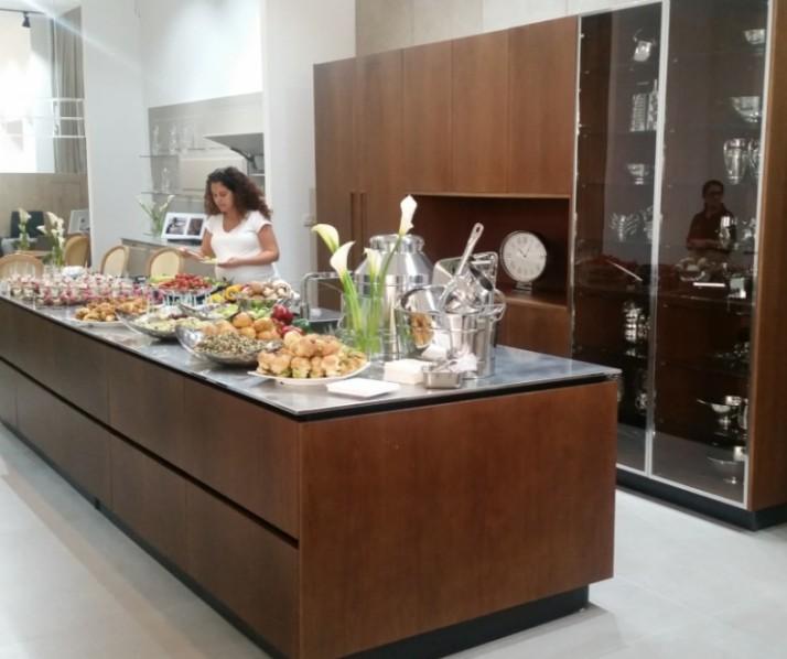 קבוצת סמגל משיקה את מרכז תצוגת המטבחים - סמגל קונספט בהרצליה פיתוח