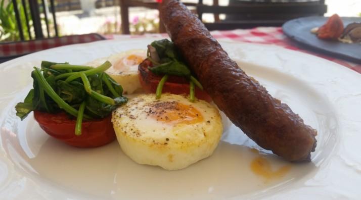 בראנץ' איטלקי במסעדת סרדיניה
