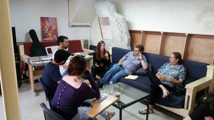 סדנה ליצירת סרטים של התסריטאית דניאלה דורון בשילוב הבמאי אבי מלכה בבית ספר למשחק אימפרו