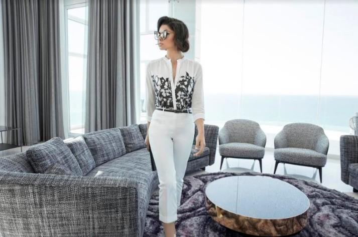 """צילומים אופנת מאוזנר קולקציית קית 2017 מלון רויאל ביץ' ת""""א"""