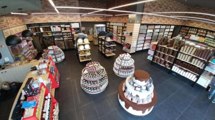 חנות הגדל של חברת פוליבה