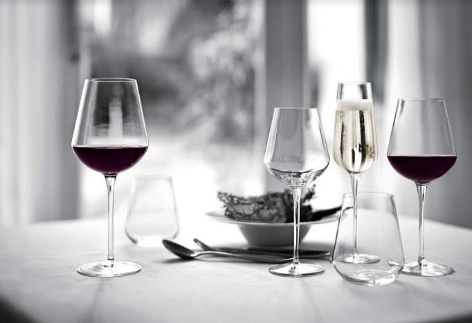 כוסות היין החדשות של המותג האיטלקי Bormioli Rocco