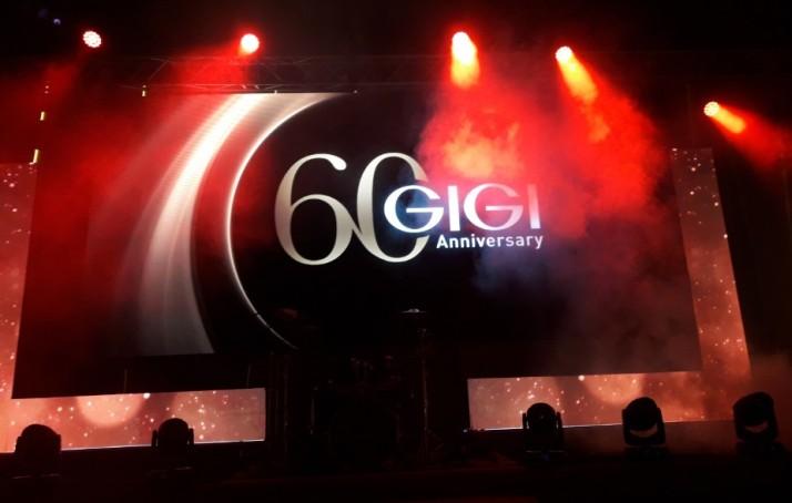 שישים שנה ל GIGI מעבדות קוסמטיקה והשקת קרם חומצה היאלורונית 3D HYALU FILL