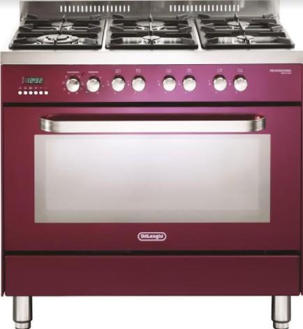 תנור בישול ואפייה מתוצרת דלונגי