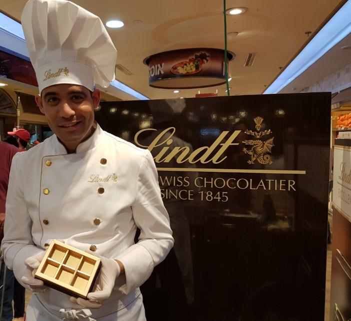 מתכון לטראפלס שוקולד לחג בחסות לינדט