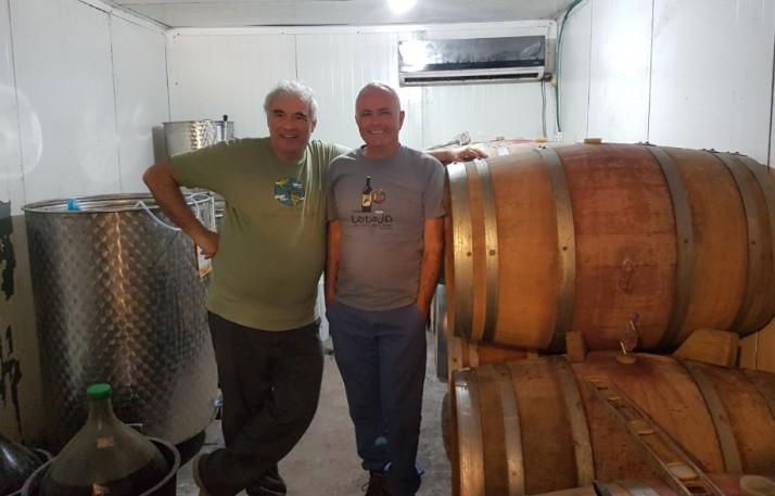 טעימת יינות מודרכת ביקב כרם מוסקט