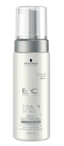 שמפו להחייאת שיער דליל  BC Scalp Genesis Root Activating Shampoo