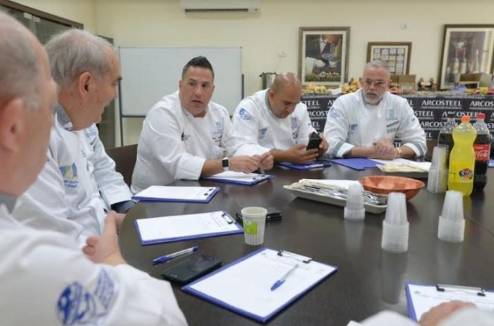 אליפות ישראל לשפים 2018