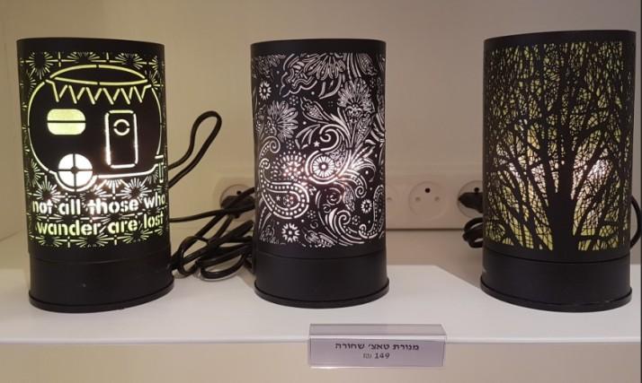 סנטצ'יפס Scentchips - מנורות ריח שמשגעות את העולם