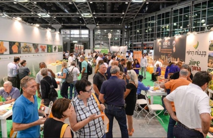 האירוע הגדול בישראל לשיווק תוצרת חקלאיתפרש אגרומשוב26 ו-27 ליוני 2018