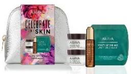 קולקציית מתנות לחג של AHAVA - CELEBRATE YOUR SKIN