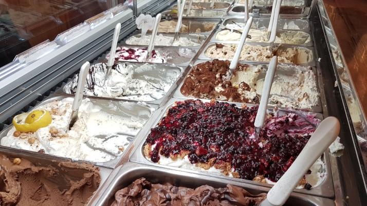 Arte גלידה ואומנות