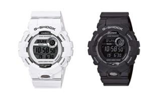שעון יד ג'י-שוק בלוטות' חדשGBD-800