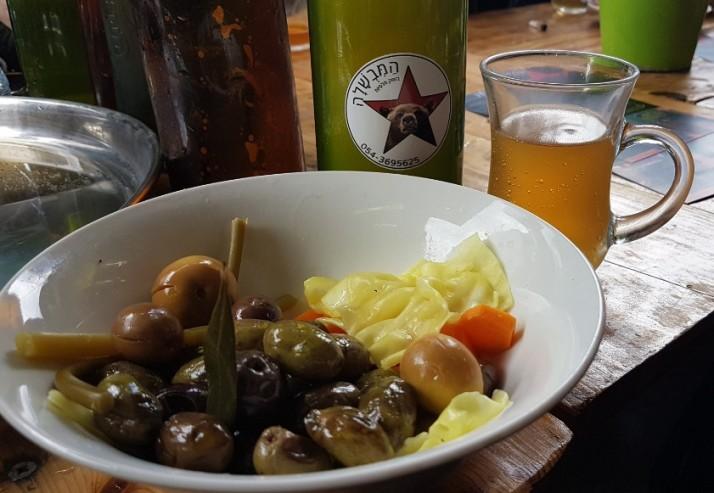 המבשלה: בית שיכר להכנת בירה מקומית