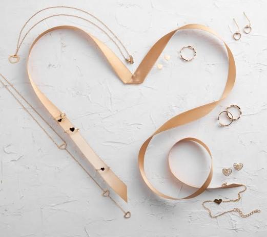 רשת התכשיטים רוני קהאן RONI KHAN נערכת לולנטיין עם קולקציית תכשיטי אהבה
