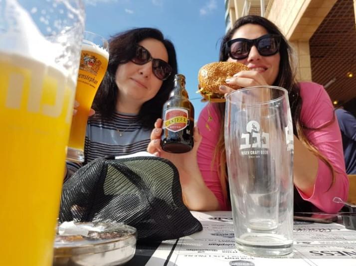 רשת הברים lager & aleמשיקה את הסניף השני שלה במרינה הרצליה