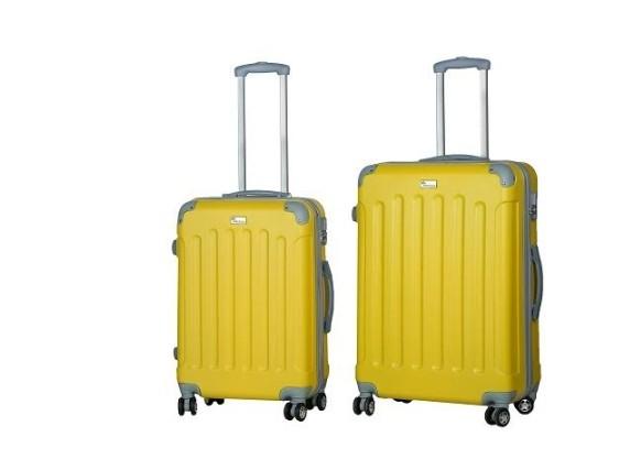 מזוודות קשיחות ואיכותיות מחומר ABS