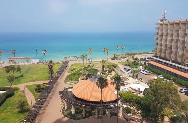 על ארוחת הבוקר והספא של מלון מגדל דוד בנתניה  DAVID TOWER HOTEL