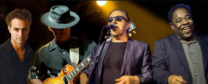 Blues On Fire - אנדי וואטס במופע חדש עם מאור כהן ומיטב אמני הבלוז בארץ