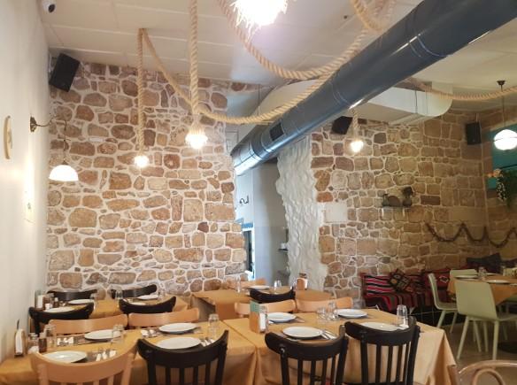 מסעדת פלוקה Flooka בעכו העתיקה