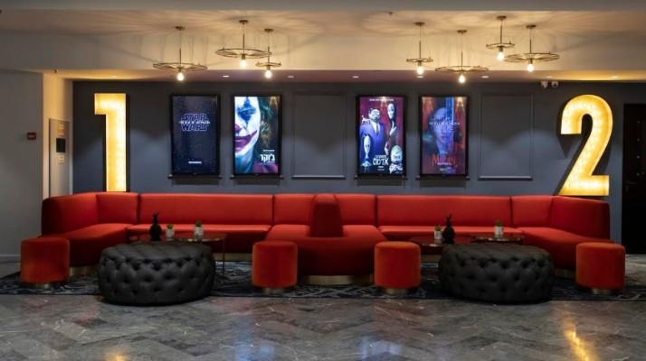 מתחם קולנוע חדש ומשודרג מבית רשת MOVIELAND נפתח במתחם Y יכין סנטר פולג