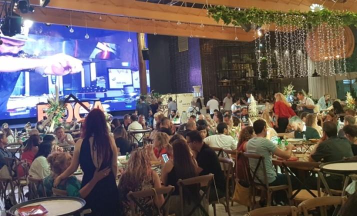 מתחם האירועים אדם וחווה בחיפה משיק קונספט קולינרי חדשני לאירועים
