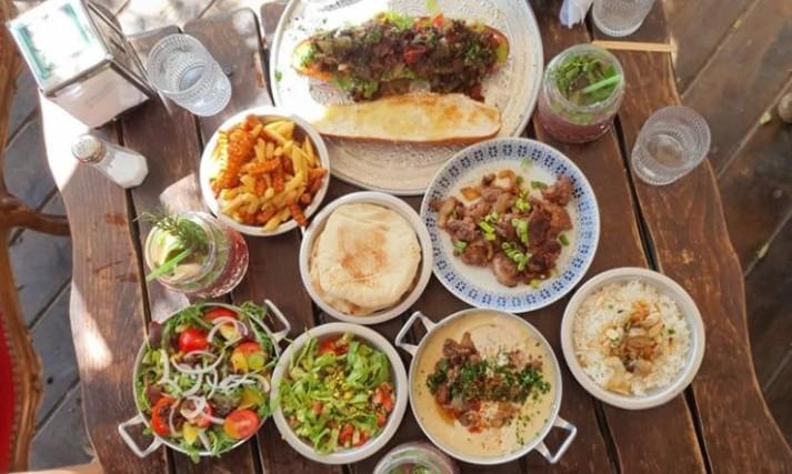 ארוחת השבת מסעדת חמסה שער העמקים