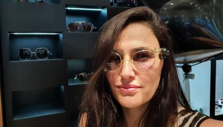 הדר אוקנין מהבלוג הדרלינג השקת חנות חדשה לרשת אופטי סטור בחיפה