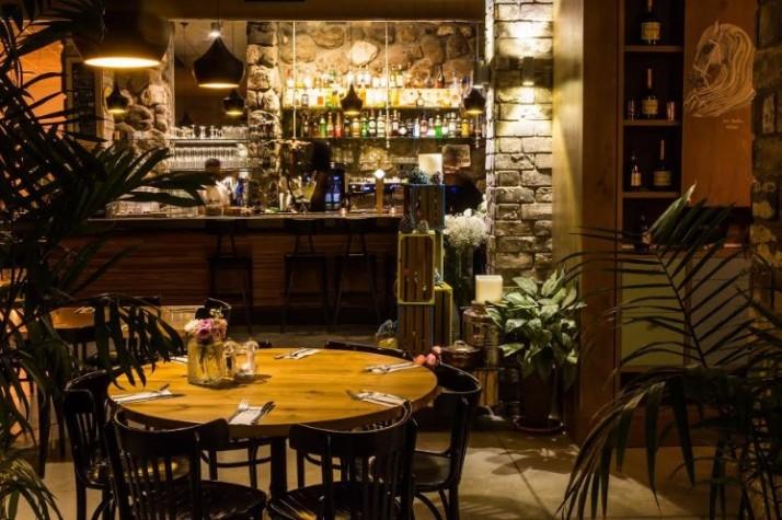 מסעדת טיביס של שף חיים טיבי בחוות ורד הגליל