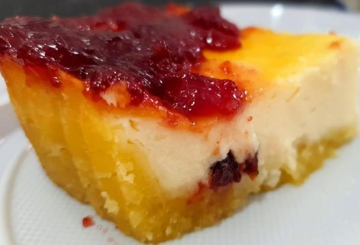 מתכון לפאי גבינה מסקרפונה וחמוציות לשבועות עם מוצרי האפייה של מיה