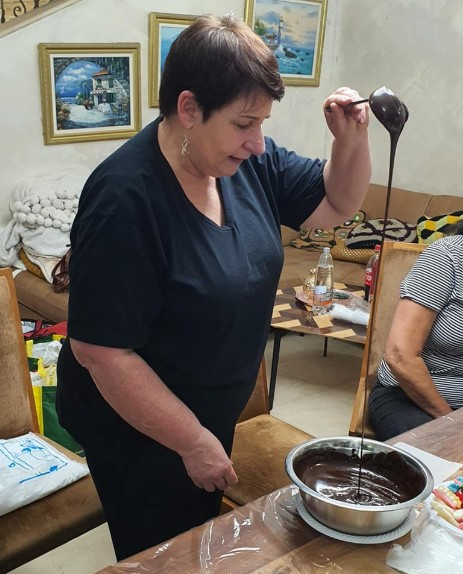 סדנת שוקולד עם עירית ברנשטיין