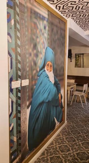 דיאלנה פרנה בר מחנה יהודה ירושלים